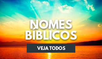 Nomes bíblicos: Significados