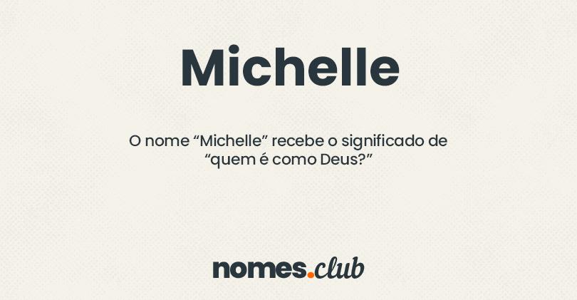 Michelle significado